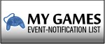Click to see your personal Games (Notifications on Events)